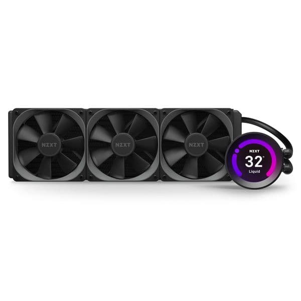 NZXT Kraken Z73 360mm All-In-One Liquid Cooler